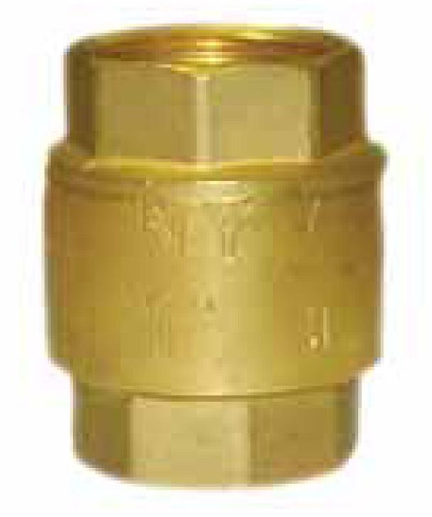 Латунный обратный клапан
