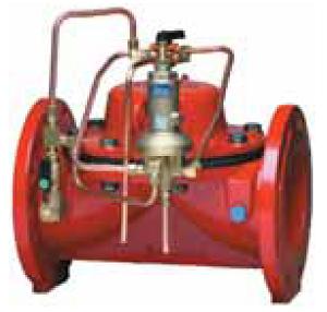 Гранрег КАТ 18 Регулирующие клапаны с пилотным управлением