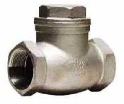 Обратный клапан «Гранлок» серии CVT16, DN 15–80, PN 1,6 МПа, из нержавеющей стали (Торговый Дом АДЛ, Россия)