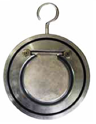 Обратный клапан «Гранлок» серии ЗОП, DN 40–300, PN 1,6 МПа, поворотный (Торговый Дом АДЛ, Россия)