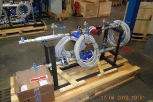 Тепловой пункт для модернизации производства