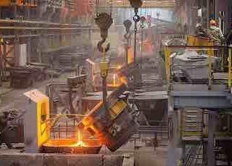 Ножевые затворы для сталелитейных заводов