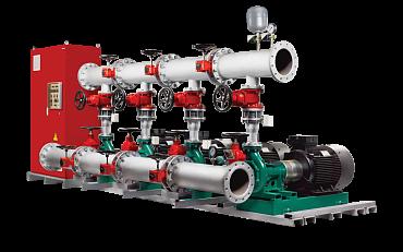 Насосные установки «Гранфлоу» для спринклерных и дренчерных систем пожаротушения