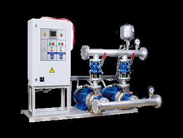 Насосные установки «Гранфлоу» серии УНВ предназначены для:cистем холодного и горячего водоснабжения (в томчисле, питьевой воды);cистем отопления и кондиционирования;cистем различных технологических процессов.