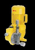Дозировочные насосы с гидравлическим приводом мембраны mROY® серии XA/XB
