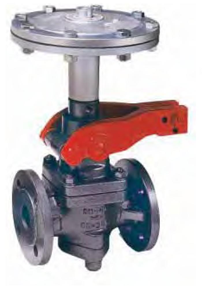 Автоматический клапан периодической продувки серии 260-А