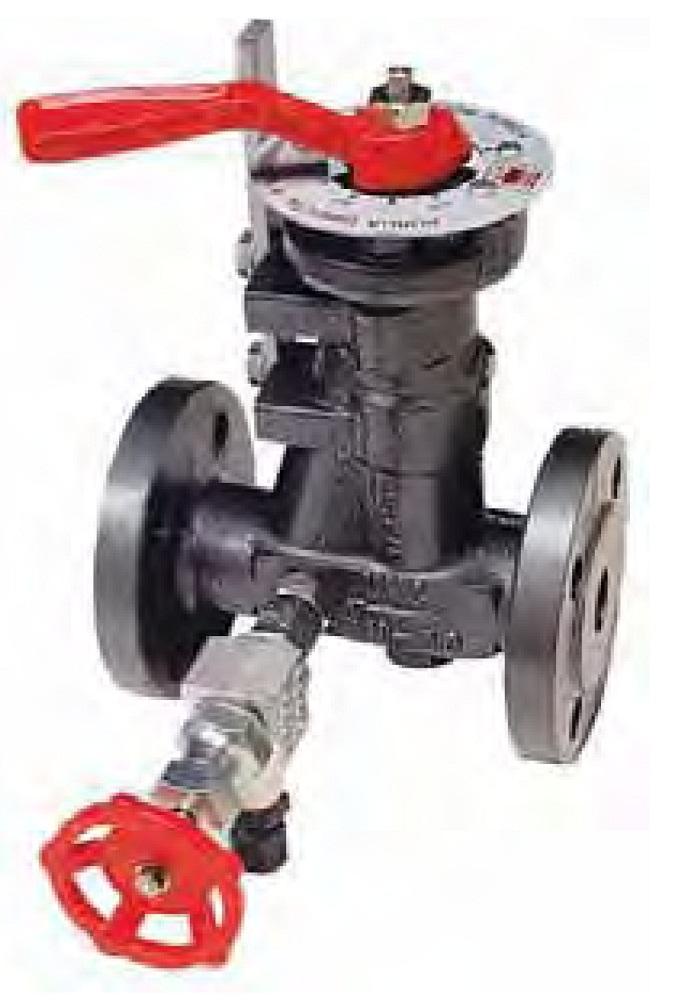 Клапан непрерывной продувки 560