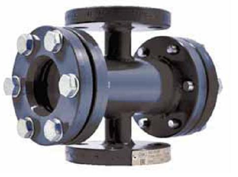 Смотровое стекло СС01.04.20.4 ф/ф DN20 PN40 Tmax=200oC