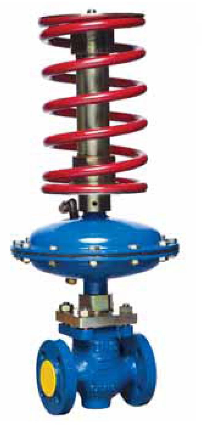 Перепускной клапан КАТ32