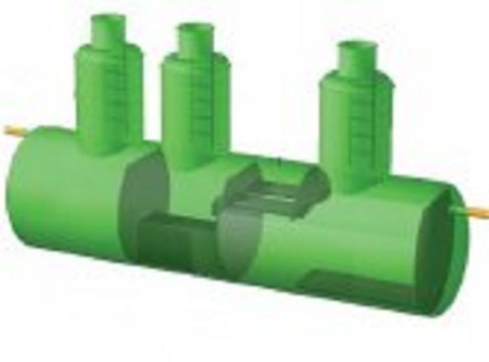 БПО-КПН2 Комплексная система очистки ливневого стока