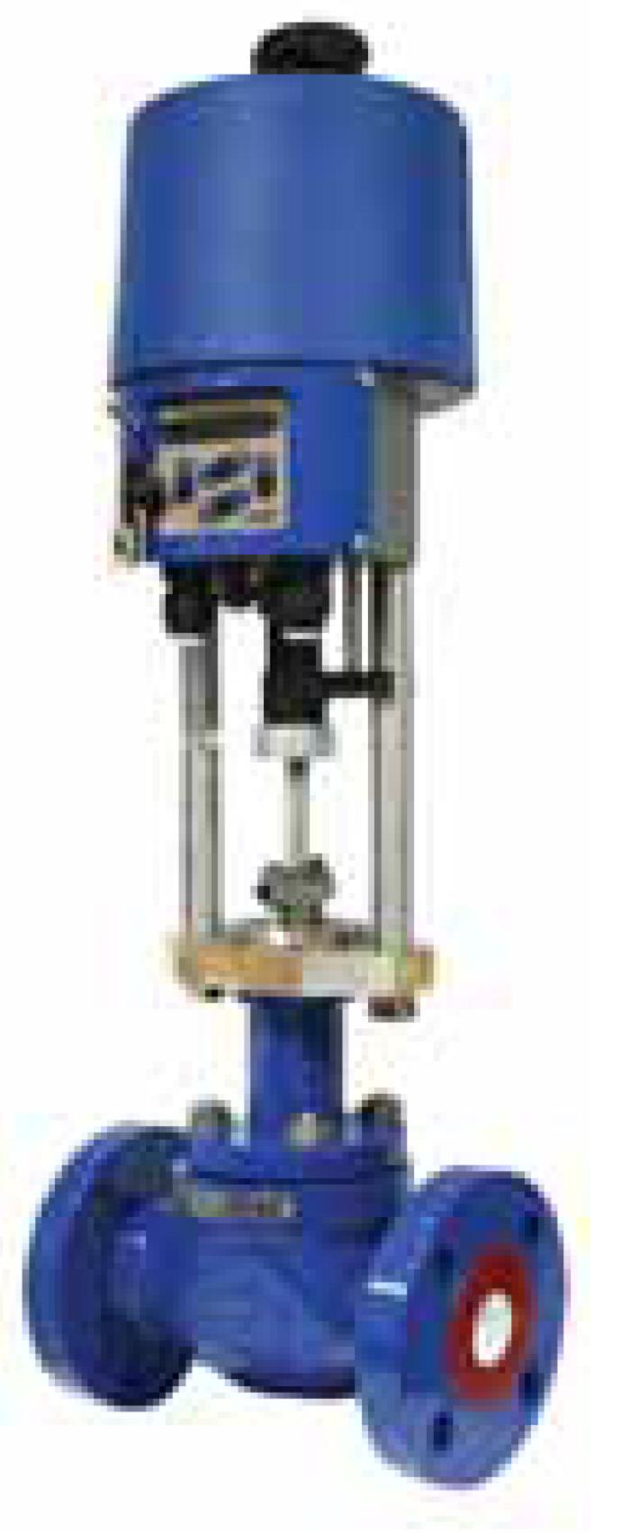 Регулирующй клапан Z1A/B
