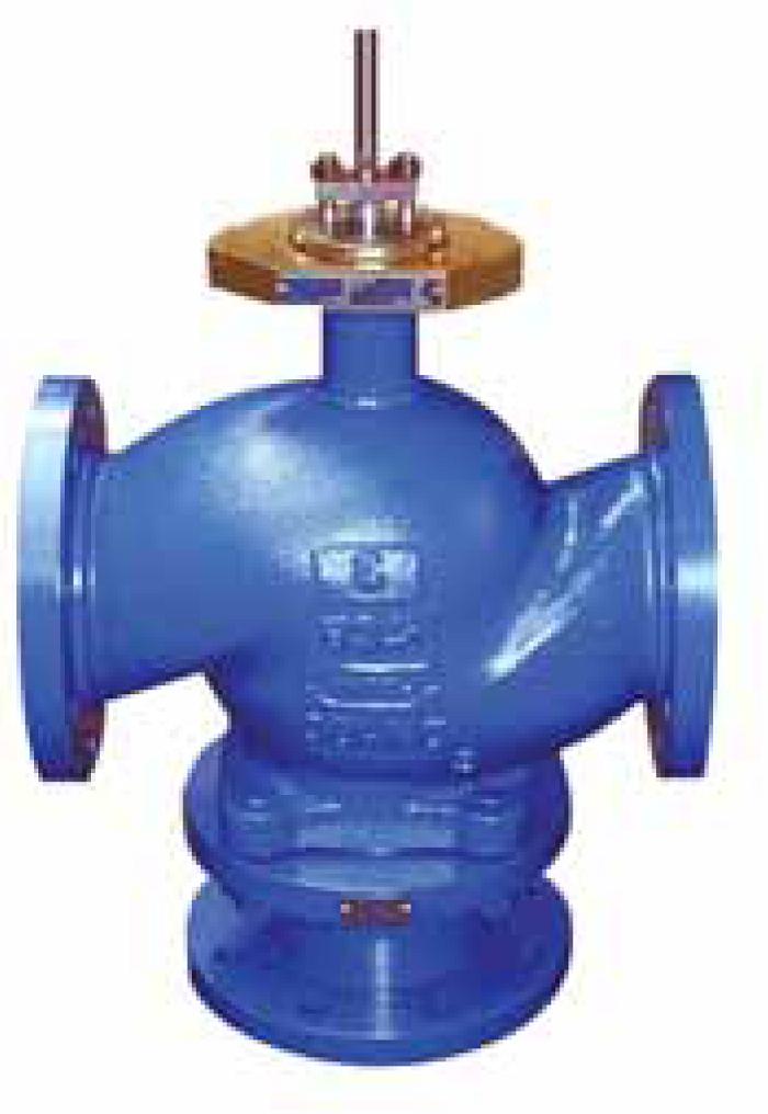 Трехходовой регулирующий клапан Z3