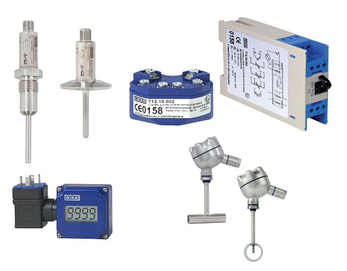 Электрические приборы измерения температуры