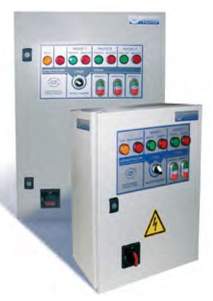 АЭП40-016-54КП-22УБ Шкафы управления для дренажных, канализационных насосов