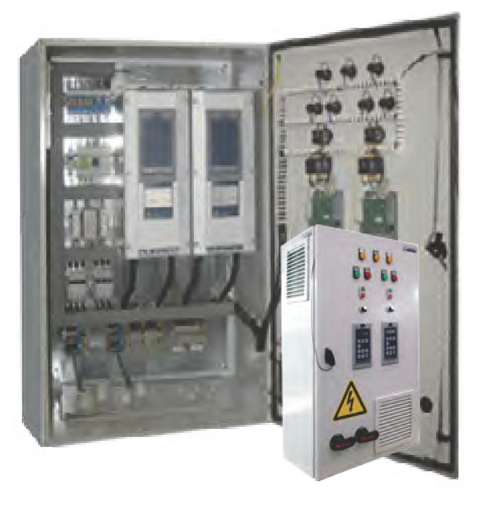 АЭП40-025-54Ч3-33Б + Блок диспетчеризации