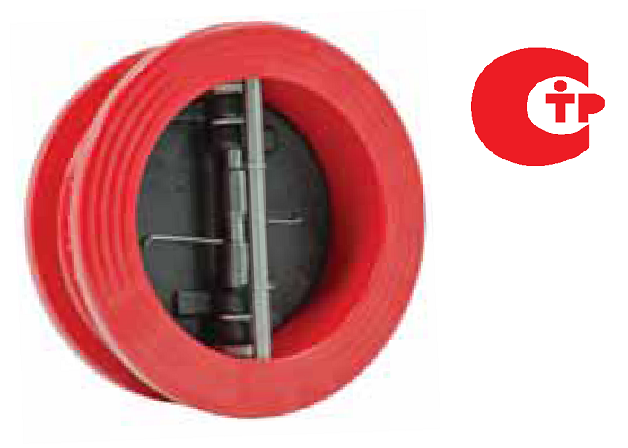 Обратный клапан «Гранлок» CV16 пожарный red