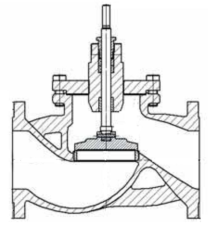 KV16 под электропривод