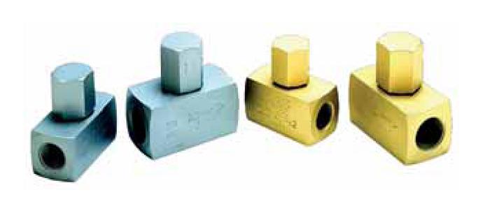 Обратные клапаны VYC179 плунжерные (Испания)
