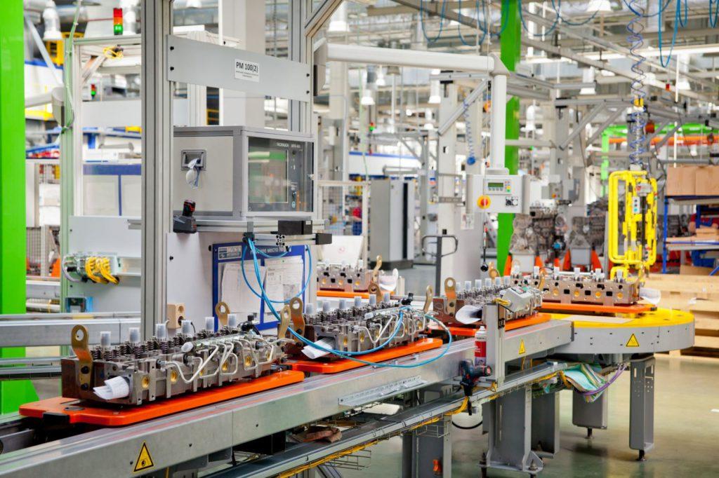 АЭП 40 Автоматизация фабрики