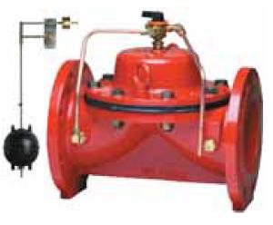 09. Дифференциальный клапан, управляемый поплавком