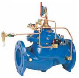 12. Клапан для управления глубинными насосами