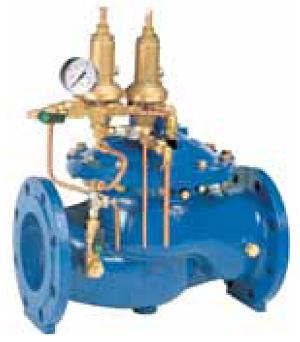 Клапаны для защиты от гидроударов