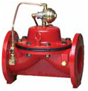 17. Клапаны с дистанционным гидравлическим управлением