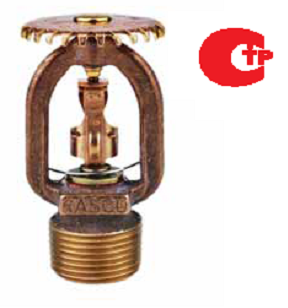 Reliable Ороситель розеткой вверх, R1027, К-115, бронза, 74°C.