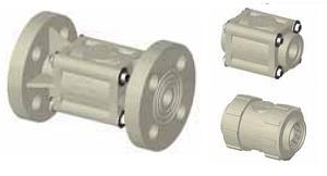 Обратный клапан SAFI серия 2068