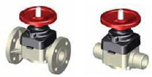 Мембранный клапан SAFI серия 2100