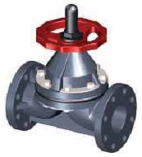 Мембранный клапан SAFI серия 3200