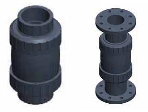 Обратный шаровый клапан SAFI серия 3307
