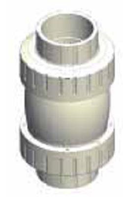 Обратный шаровой клапан SAFI серии 3309
