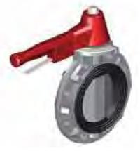 Обратный клапан SAFI Дисковый затвор SAFI  серии 3610