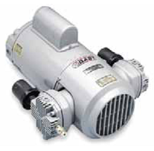 Компрессор GAST 5HCE-10-M551X, 220 В 50 Гц 0,56 кВт,поршневой, безмасляный, безбаковый, Reliable