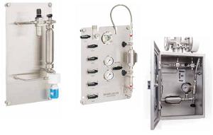 Система отбора проб  Swissfluid  газообразных сред серии SSO
