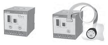 Реле защиты FANOX серии G|BG трехфазных асинхронных электродвигателей