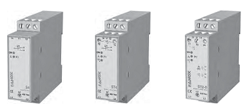 Реле контроля фаз, температуры и частоты FANOX