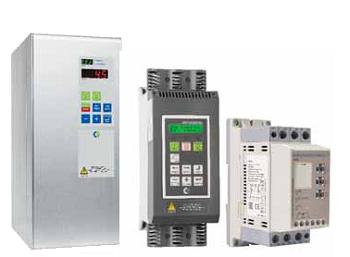 Устройства плавного пуска Grancontrol серий IP23 и 3V40