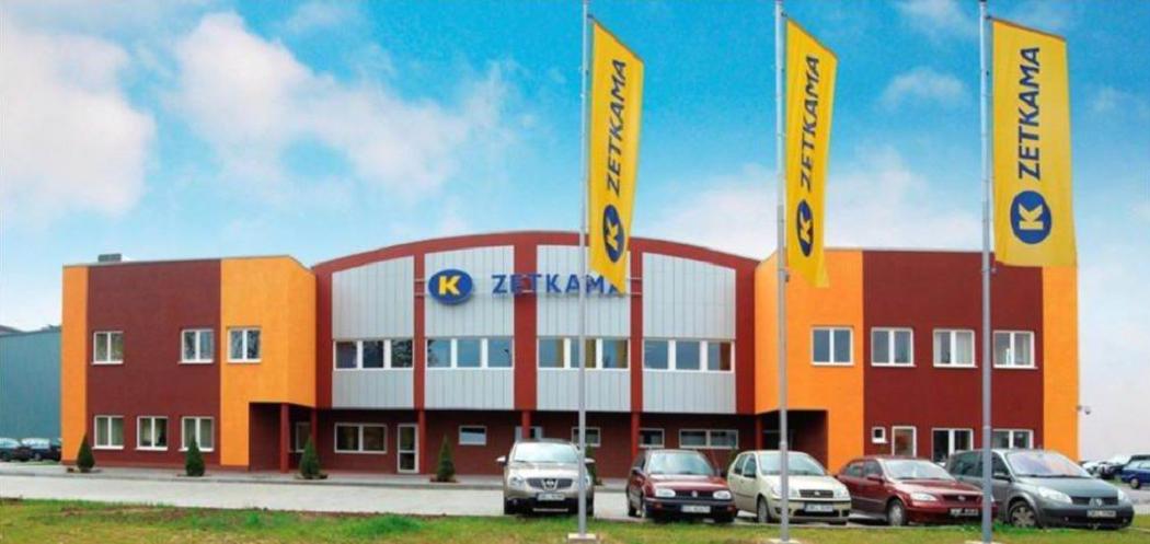 Zetkama в Польше