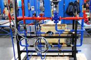 Модуль зависимой системы отопления