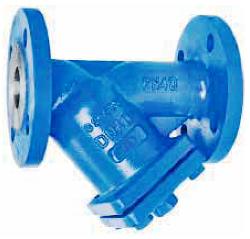 Фильтр сетчатый серии IS40, DN 15–400, PN 4,0 МПа, t°макс. +400 °С, из углеродистой стали, со сливной пробкой (Торговый Дом АДЛ, Россия)