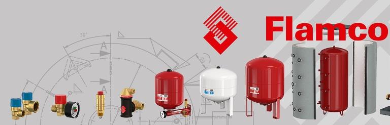 Flamco оборудование для водоснабжения и отопления