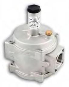 Фильтр–регулятор газа Серия GR20