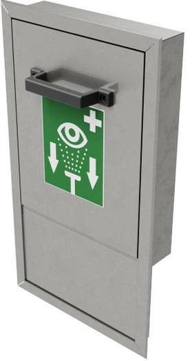 Модель АДУ-0201ВС, исполнение УХЛ4 АДУ-0201ВС. Аварийная раковина для глаз/лица