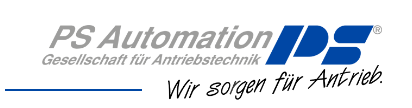psautomation электропривода