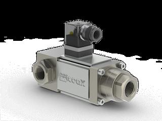 MK10DR 40/100 co-ax клапаны прямого действия