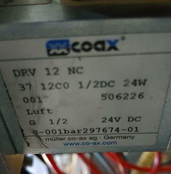 Клапан coax mk10 nc 515164_3