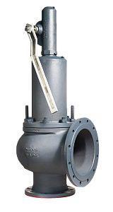 Предохранительный клапан Zetkama серии Si57